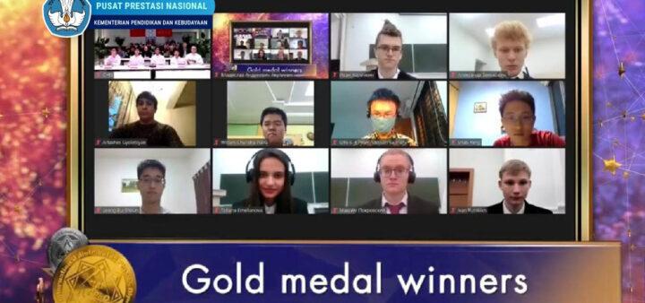 Siswa Indonesia Raih Dua Emas di Olimpiade Fisika (IdPhO) 2020