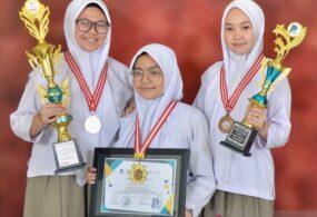 Pelajar SMA Athirah Makassar Juara II Karya Ilmiah Inovatif di Korsel 2020