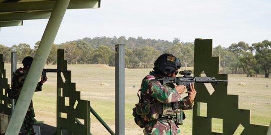 TNI Juara Dunia Menembak di Australia 2018